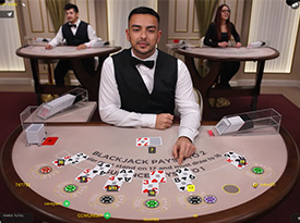 Blackjack live Bucuresti